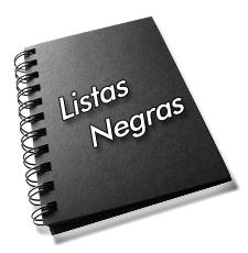 Listas Negras AntiSpam