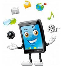 Los telefonos moviles tambien se han convertido en una herramienta indispensable para acceder a los servicios que ofrece Internet